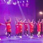 vaikai šoka gatvės šokius, šokių gatvė