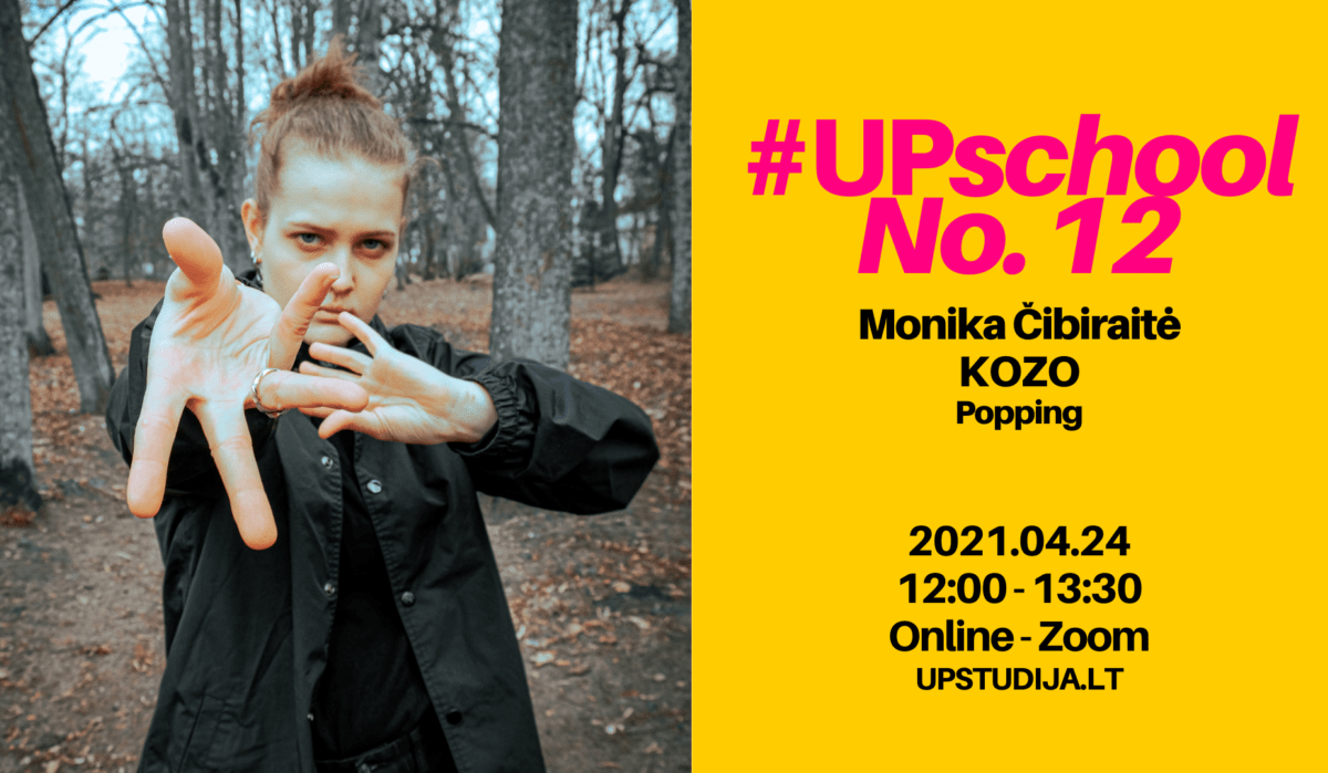up school su monika cibiraite kozo coveris