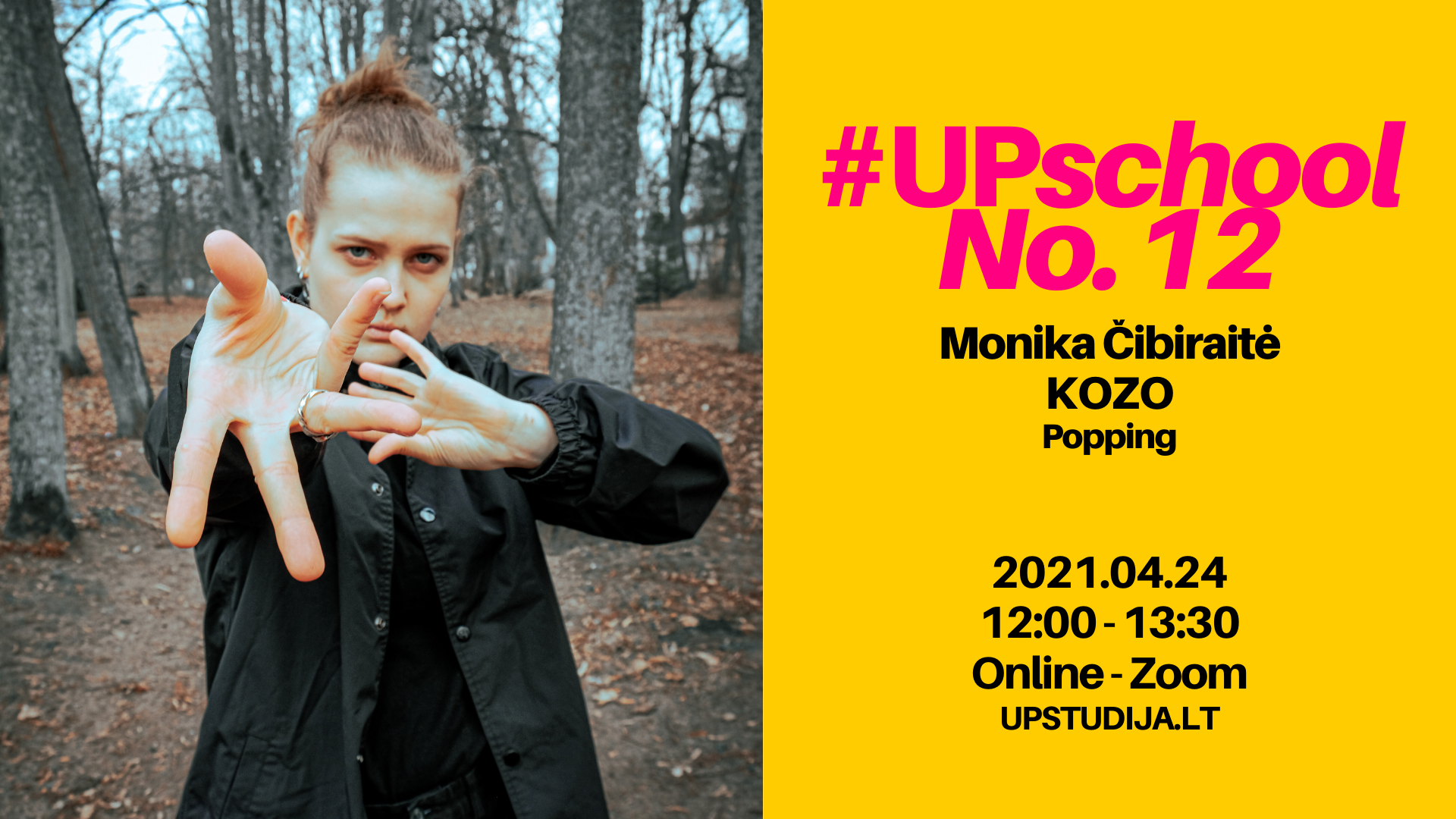 up school su monika cibiraite kozo